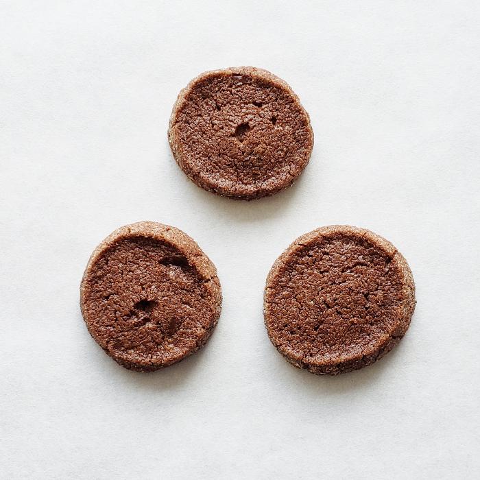 micoppeチョコクッキー